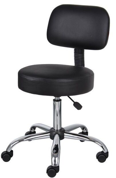 Furniture Stool Medical Doctor Boss Lab Chair Office