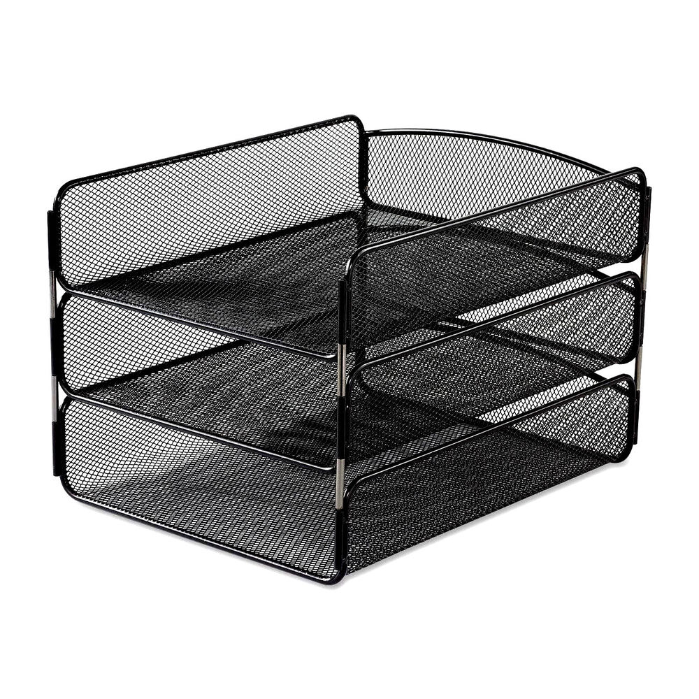 office shelf organizer safco desk organizer tray mesh storage office desk 23950