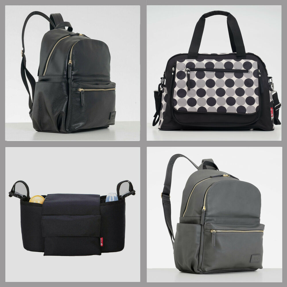 Exclusive Genuine Leather Diaper Bags. All our bags are handmade with % Genuine A-Grade bovine leather.