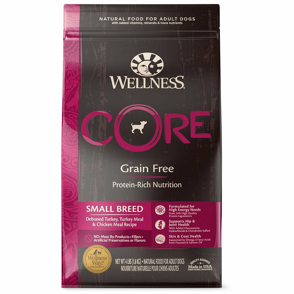 Wellness Core Dog Food Small Breed