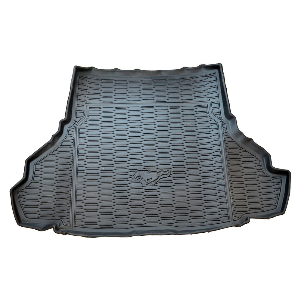 Oem New 05 09 Mustang Coupe Rubber Cargo Area Trunk Floor