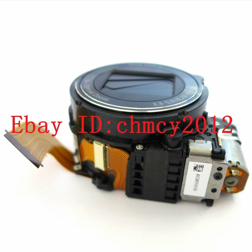 Lens Replacement Parts : Lens zoom repair part for sony cyber shot dsc hx v