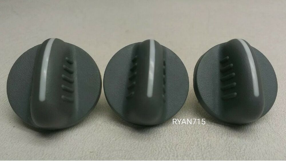 Car Heater Knobs : Gmc chevy pickup truck tahoe suburban heater climate