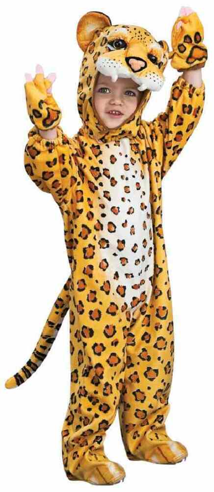 Cheetah Halloween Costume
