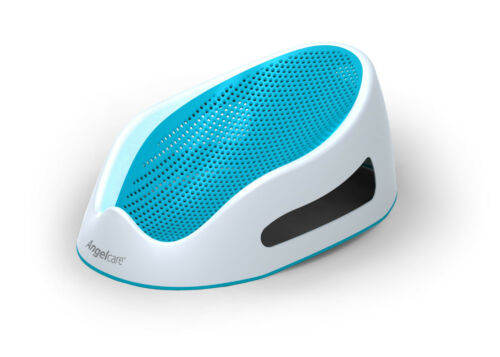 Angelcare Soft-Touch Bath Support Aqua | Anti Slip | Mould Resistant