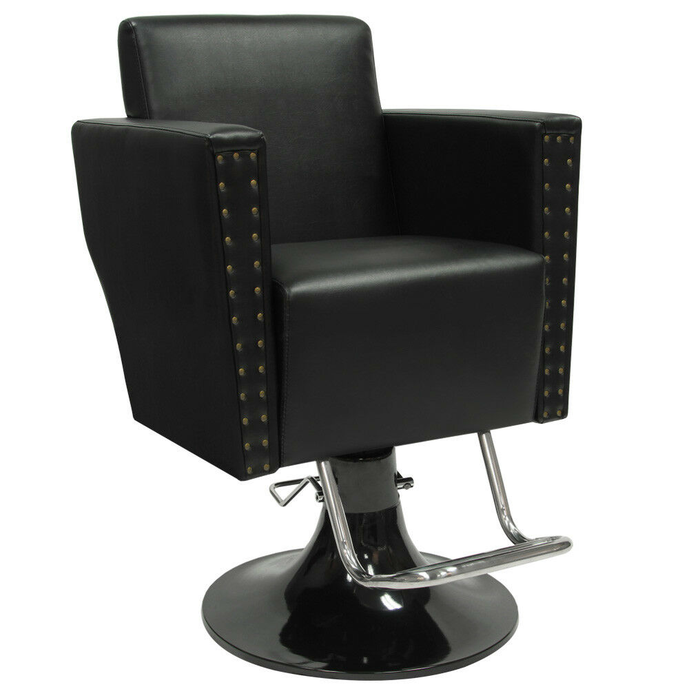 barber beauty salon equipment hydraulic hair styling chair