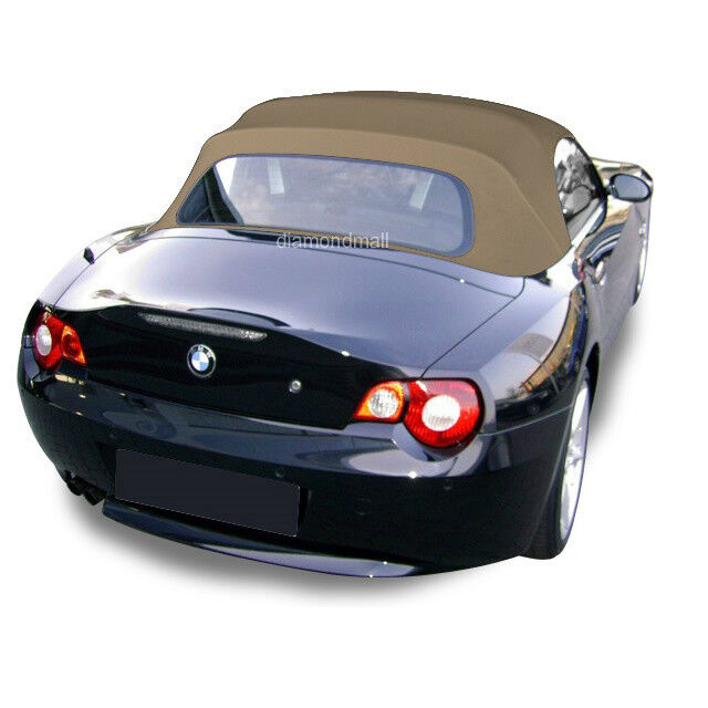 Bmw Z4 Convertible Price: BMW Z4 2003-2008 Convertible Soft Top Replacement & Glass