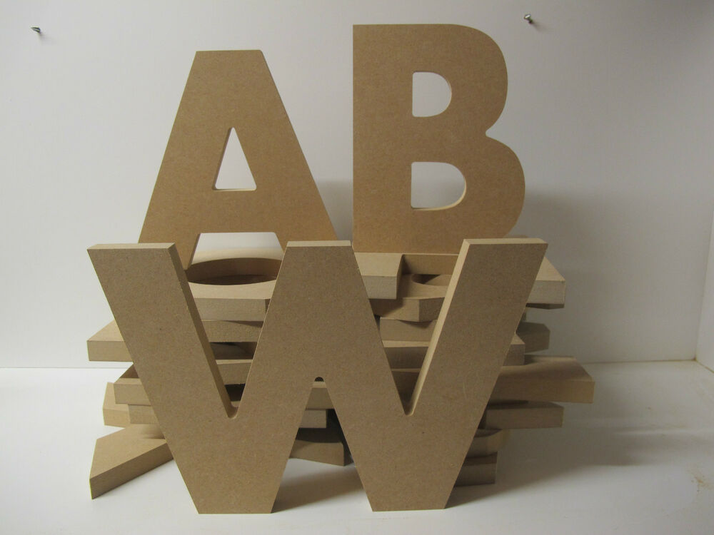 Wooden letters aharoni font freestanding a z avaliable for Large freestanding wooden letters