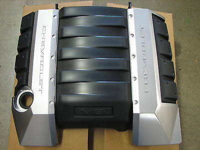New GM 2010 Camaro SS LS3 6.2 V8 Engine/Fuel Rail Cover | eBay