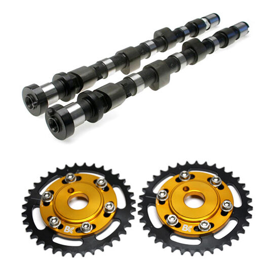BRIAN CROWER BC S3 STAGE 3 CAMS CAMSHAFTS AND CAM GEARS