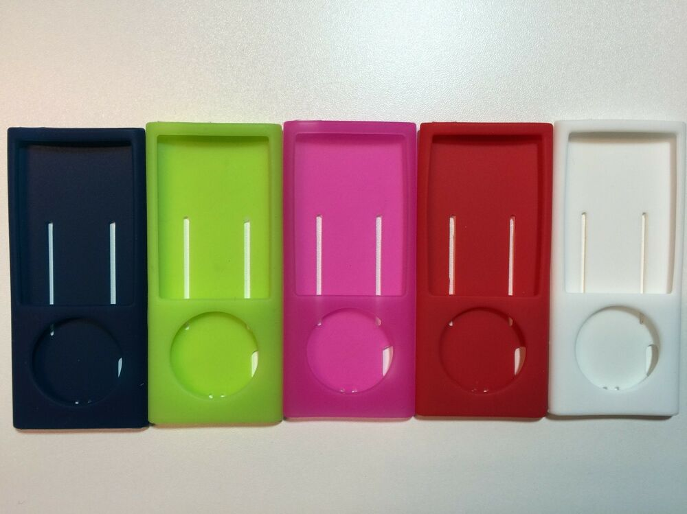 various color soft gel case for apple ipod nano 5g 5th. Black Bedroom Furniture Sets. Home Design Ideas