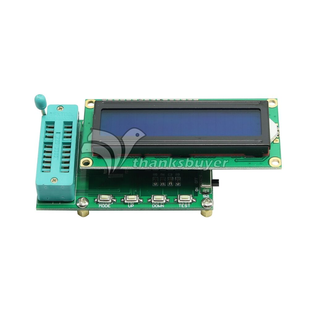 Integrated Circuit Tester F 74 40 45 Series Lc Logic Gate Tester