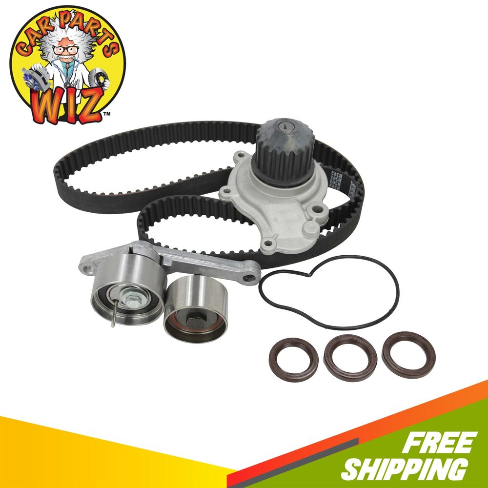 timing belt water pump kit fits 95-02 plymouth dodge ... lincoln timing belt plymouth timing belt #9