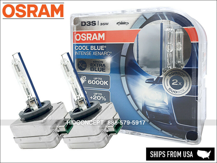 osram xenarc night breaker unlimited d3s hid xenon. Black Bedroom Furniture Sets. Home Design Ideas