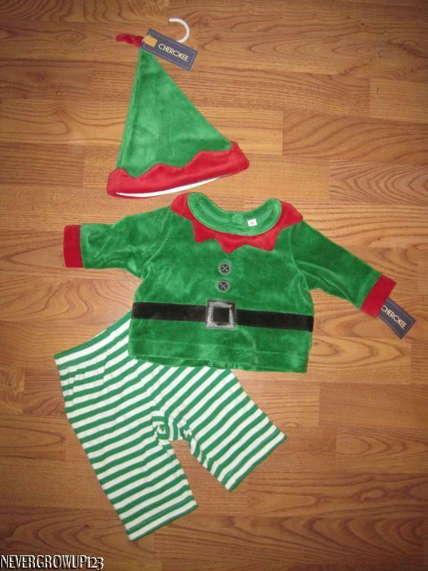Infant Red Christmas Shoes