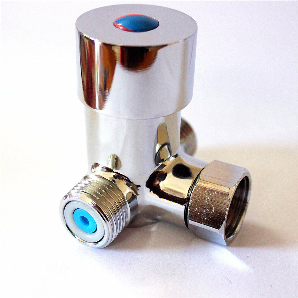 Touchless Hot&Cold Water Sensor Faucet Thermostatic