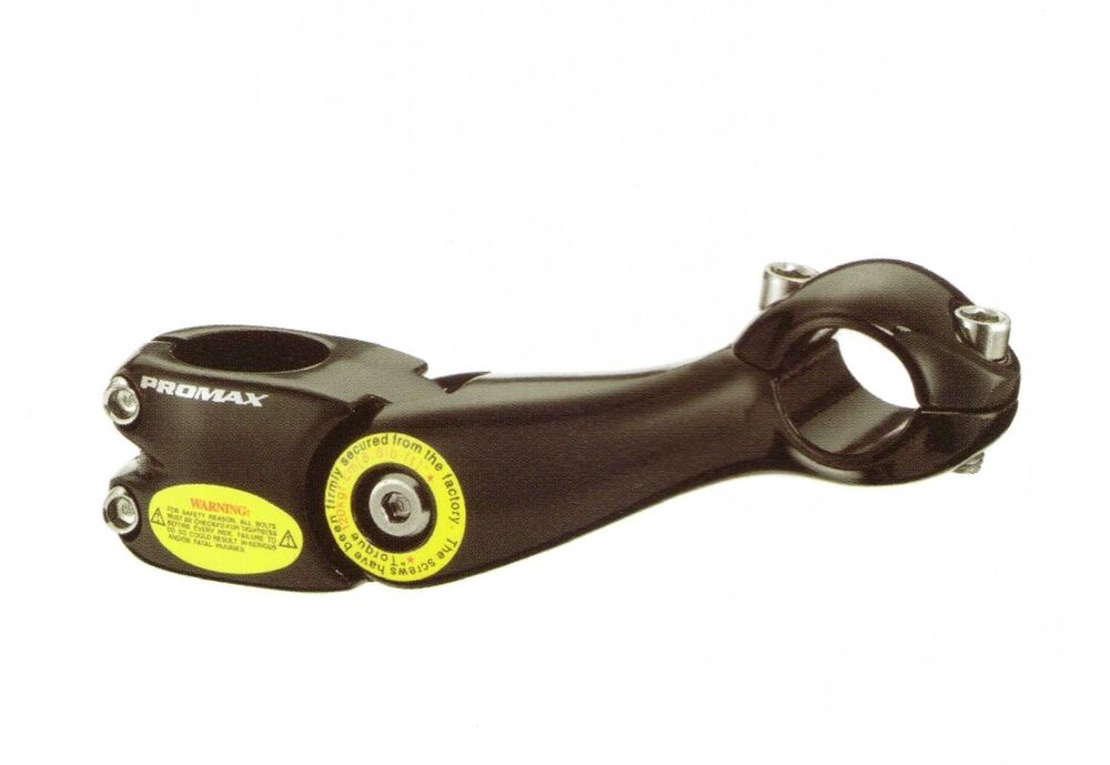 Promax bike ahead flexi stem raise your handlebar ma525 ebay
