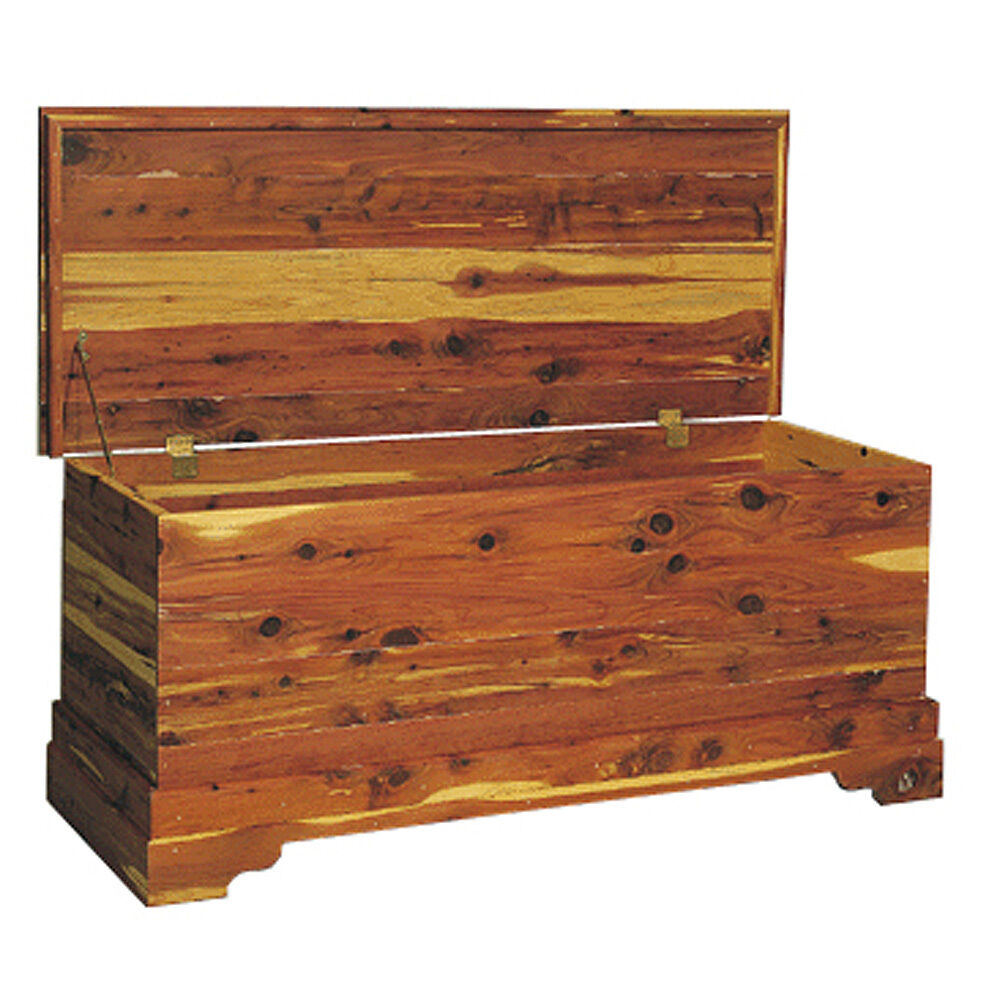 Cedar chest plan ebay