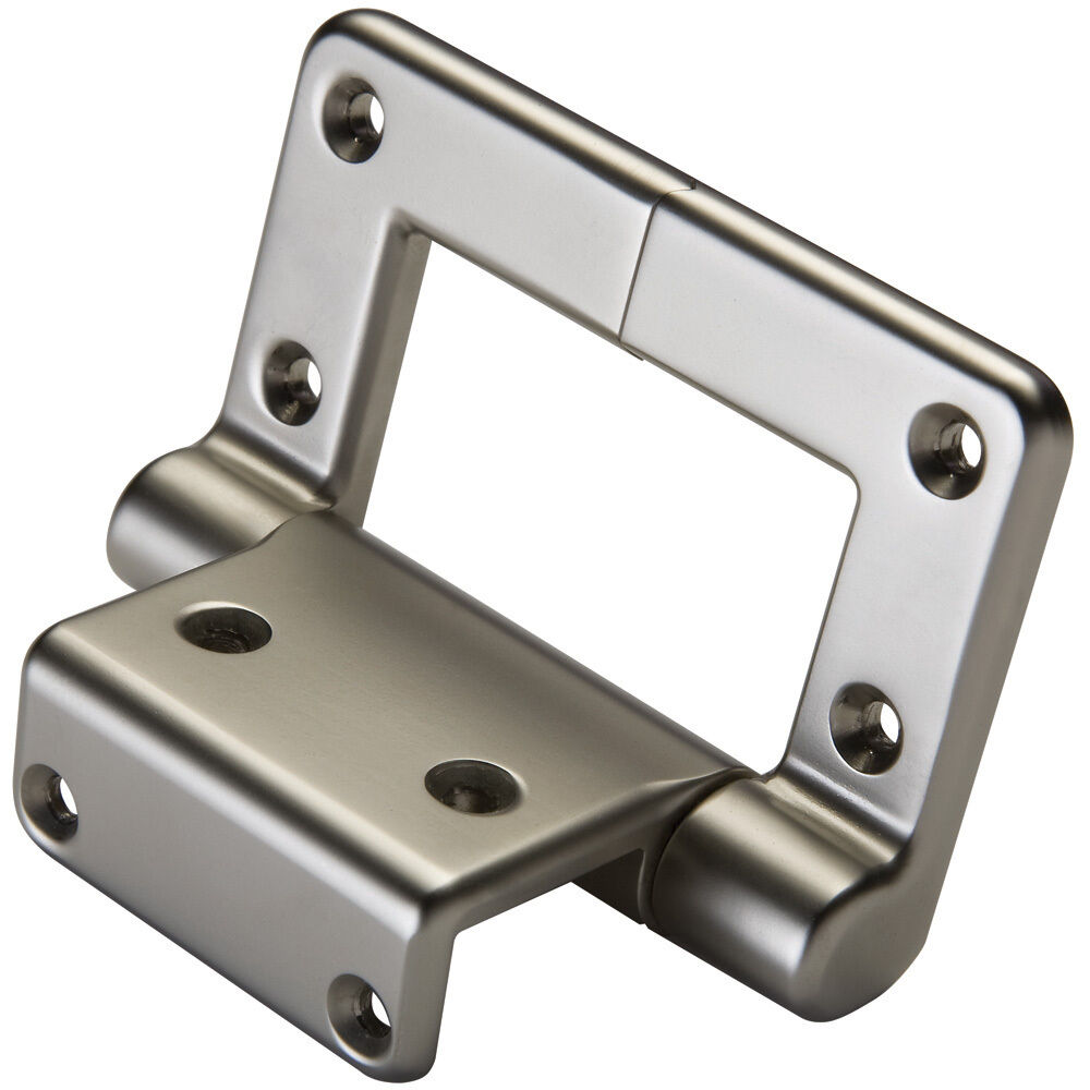 Box Lid Hinges : Inch pound lid stay torsion hinge support satin
