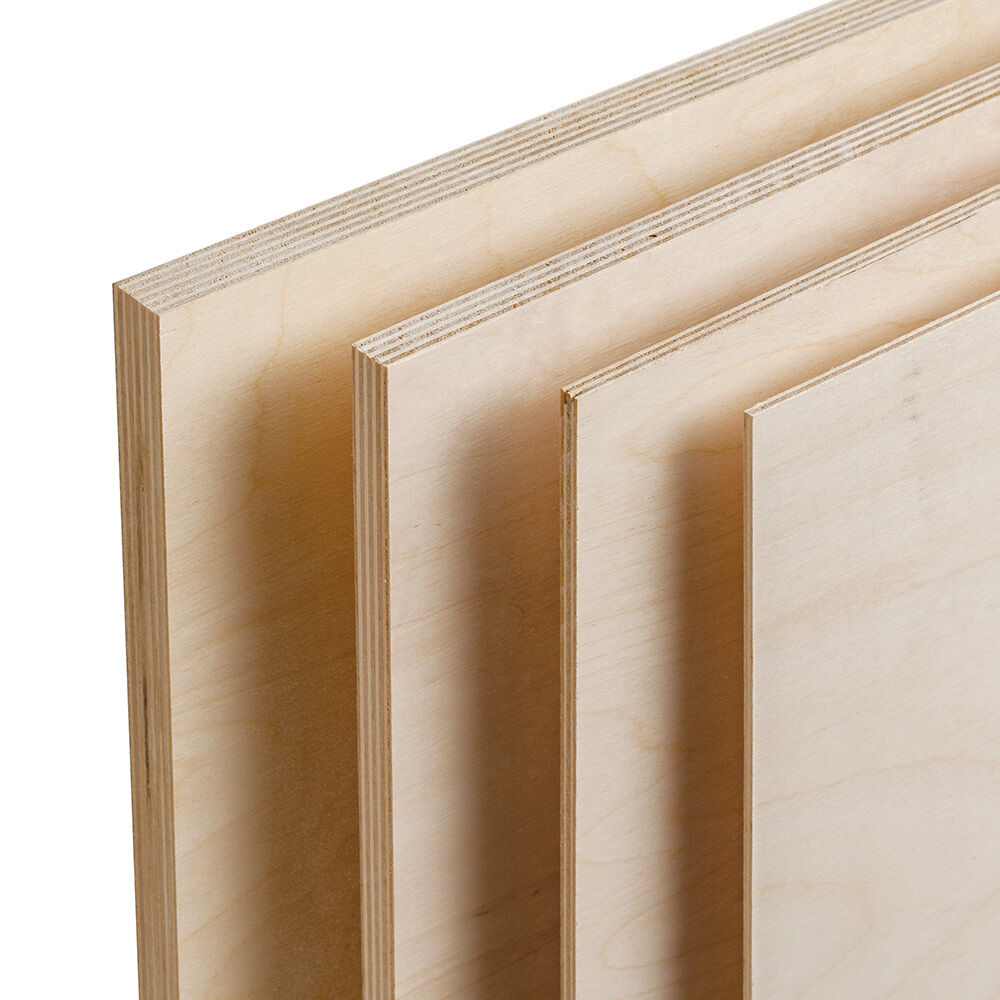 "Baltic Birch Plywood - 1/8"" Thick, 12"" X 30"""