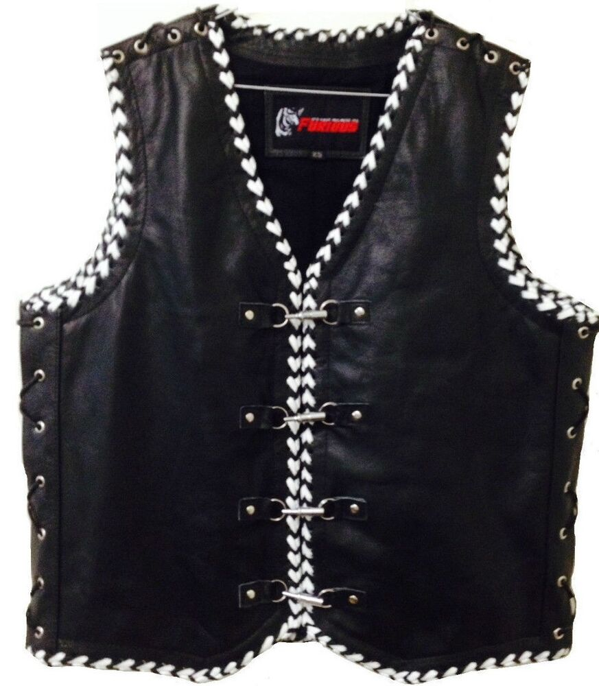 Find great deals on eBay for mens leather motorcycle vests. Shop with confidence.