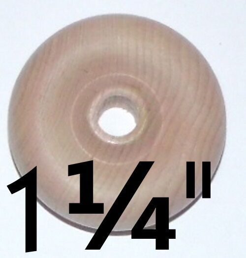 1 1 4 Quot Wood Toy Wheels For Cars Trucks Trains Crafts Lot Of 12 To 100 By Pld Ebay