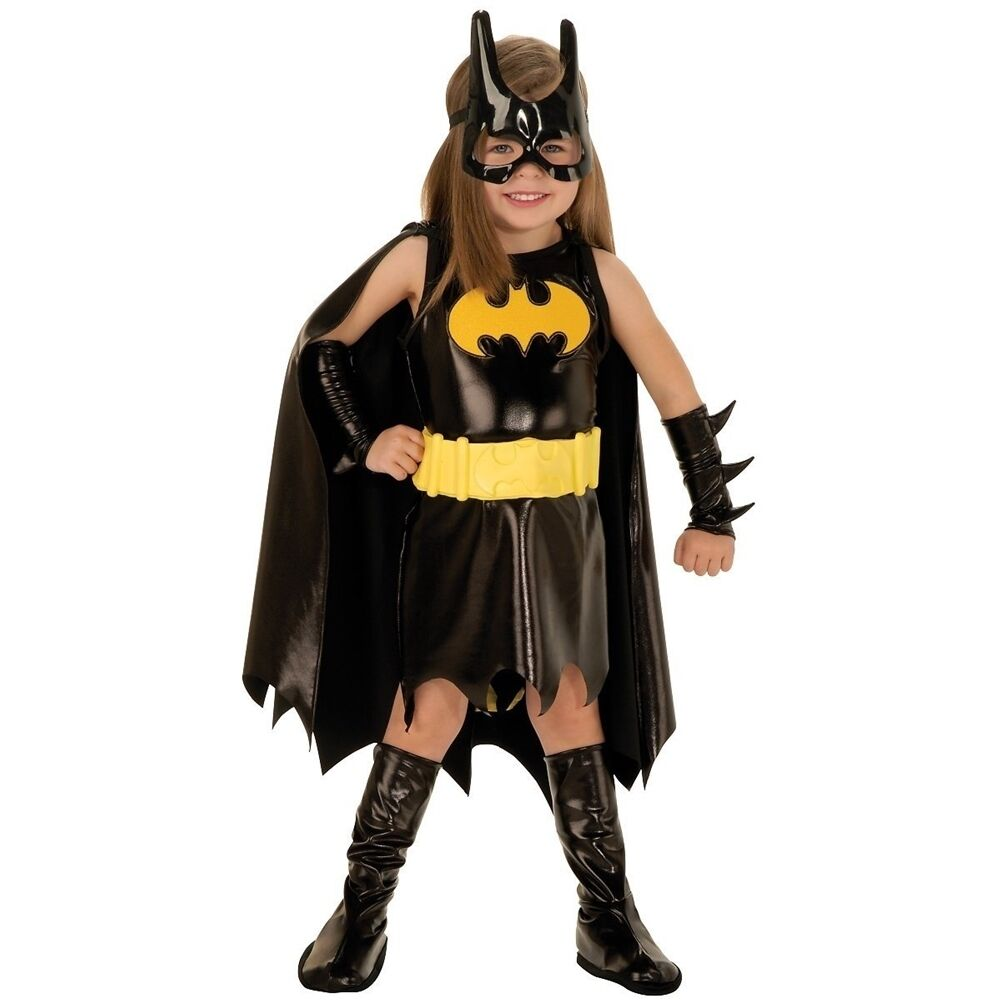 Batgirl Toddler Costume | eBay