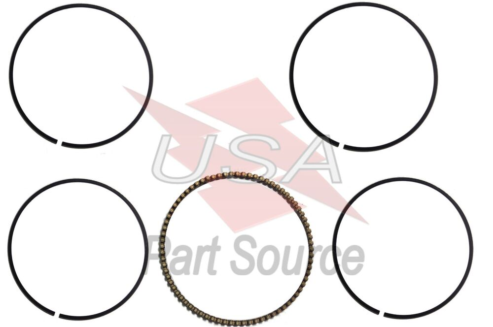 Piston Ring Set For 190f Gasoline Engine 407cc 414cc 420cc 16hp 15hp