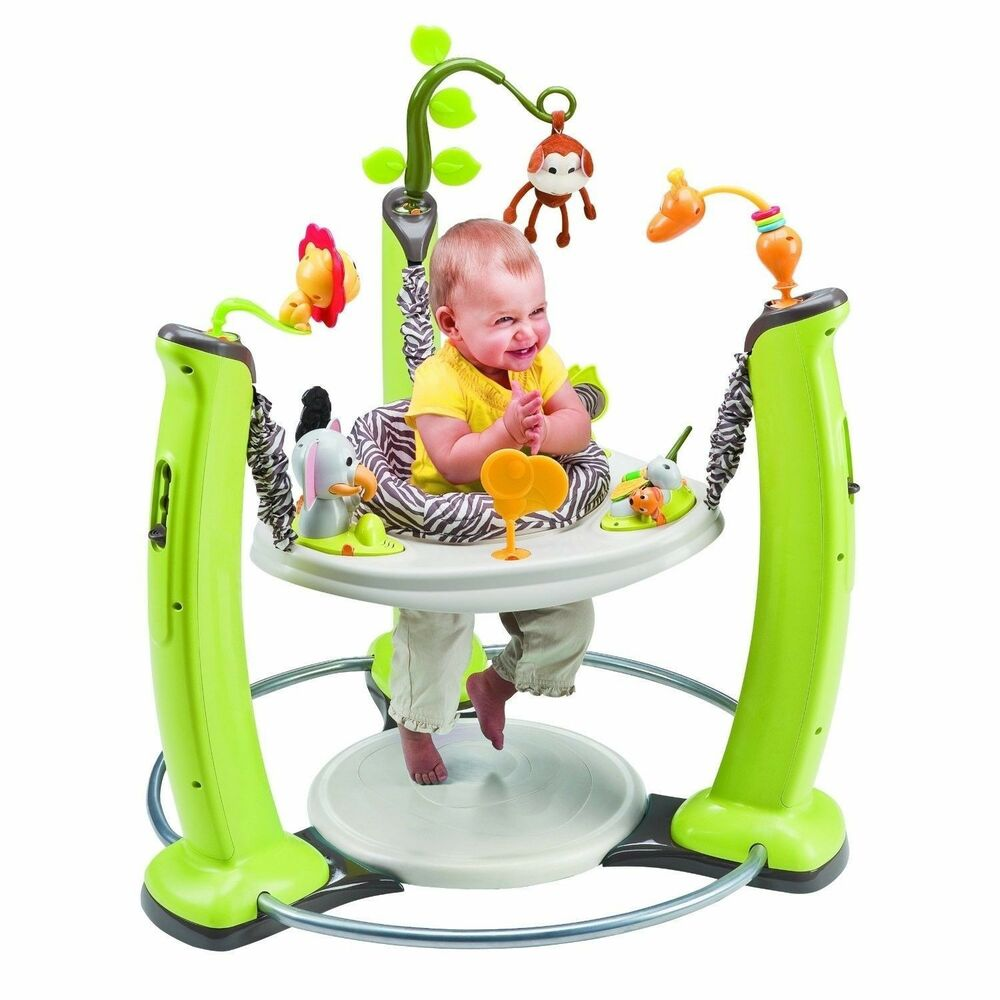 baby activity jumper saucer walker bouncer infant play educational toys mat new ebay. Black Bedroom Furniture Sets. Home Design Ideas
