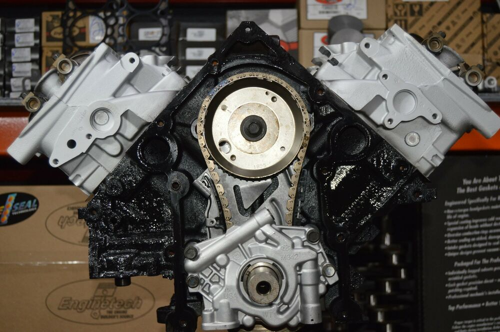 2003 04 05 06 07 Dodge Chrysler Jeep 5 7l Hemi Engine Non  Mds W  Egr And W  O Egr