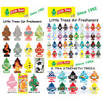 1 ~ Little TreesCar Air Freshener, over 70 Assorted Fragrances.  FREE SHIPPING.