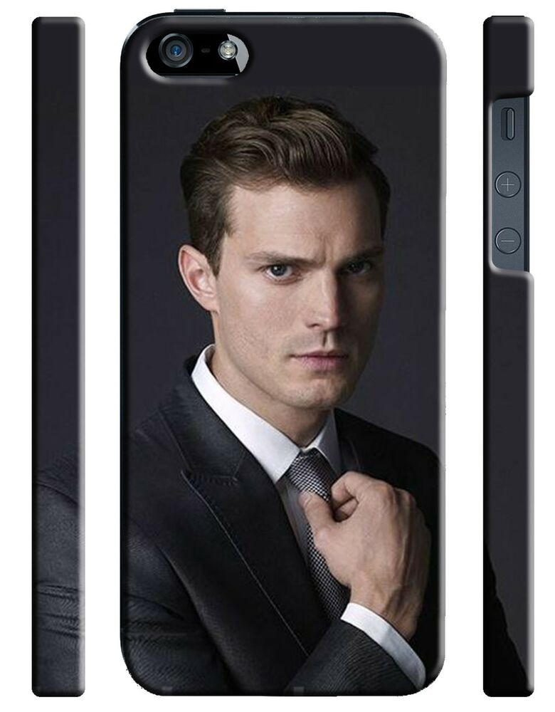 jamie dornan 50 fifty shades of grey case cover iphone 4s 5 5s 5c 6 6s 7 plus ebay. Black Bedroom Furniture Sets. Home Design Ideas