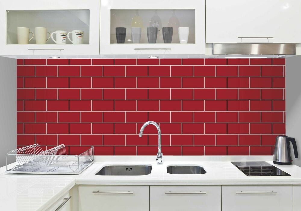 tile effect kitchen wallpaper amp white subway tile effect tiling on a roll bathroom 6134
