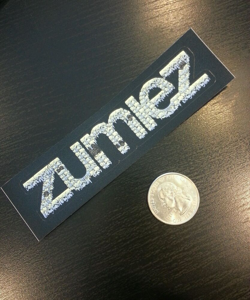 Zumiez Skateboard Sticker/Decal!