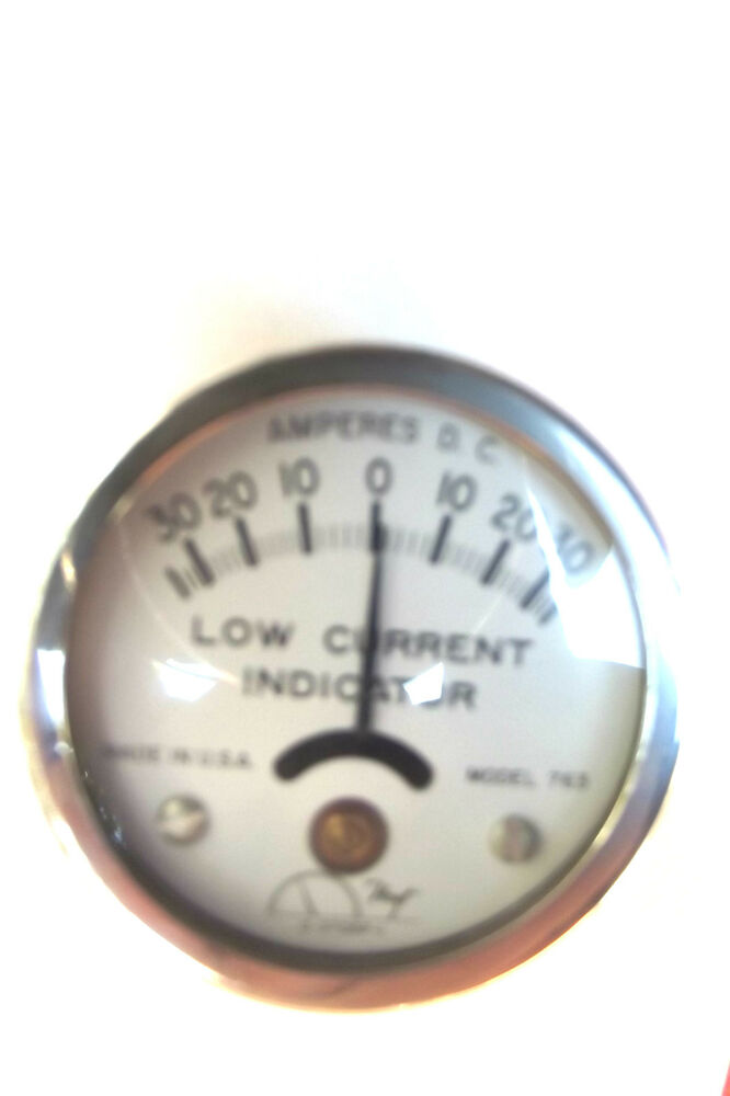 Induction Amp Meter Pick Up : Hoyt induction ammeter amp quot diameter lay on battery