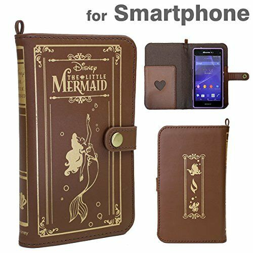 Old Book Phone Cover : Disney characters old book smart phone case inch japan