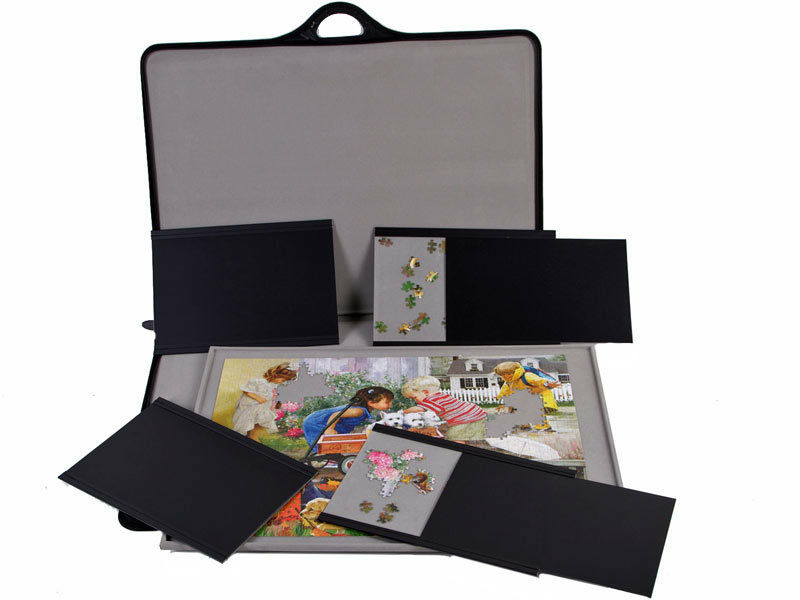 Jigsaw Puzzle Storage System Carry Case 500 1500 Piece