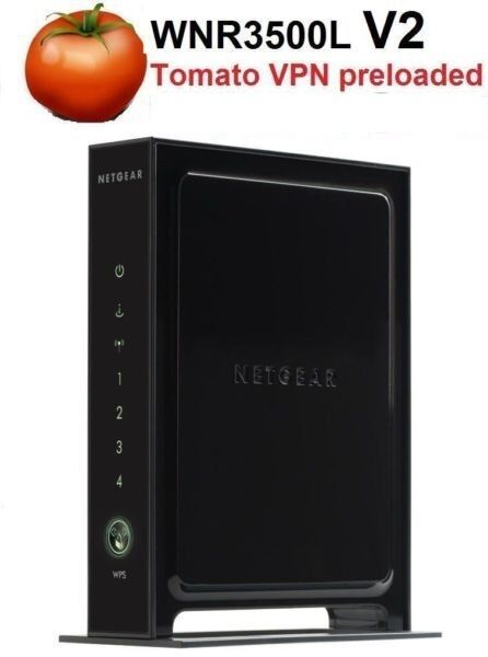 Netgear WNR3500L V2 Wireless N Gigabit Router with Tomato VPN firmware preloaded | eBay
