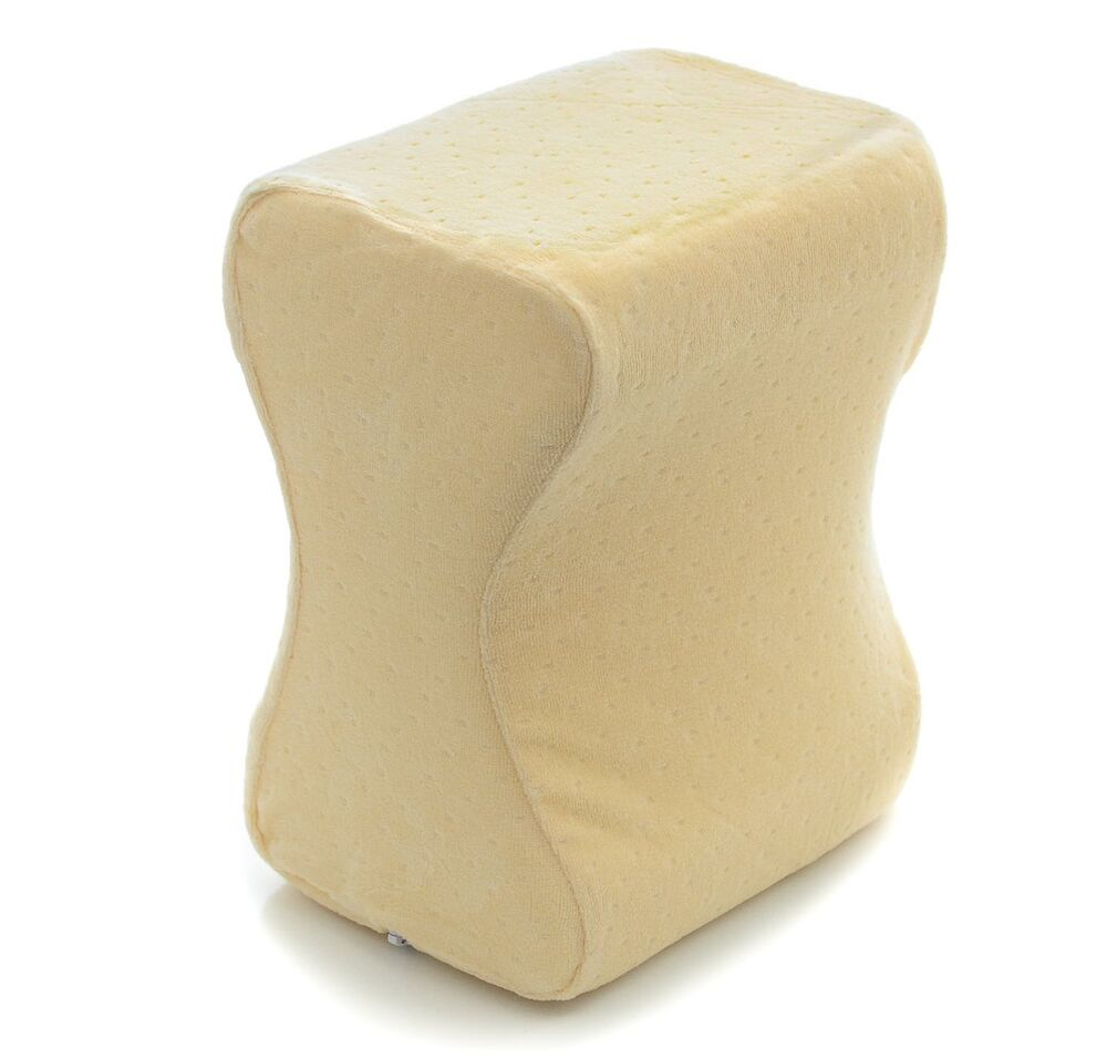 Milliard Contour Memory Foam Leg And Knee Pillow With