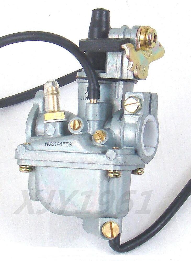 Suzuki Atv Carburetor Settings