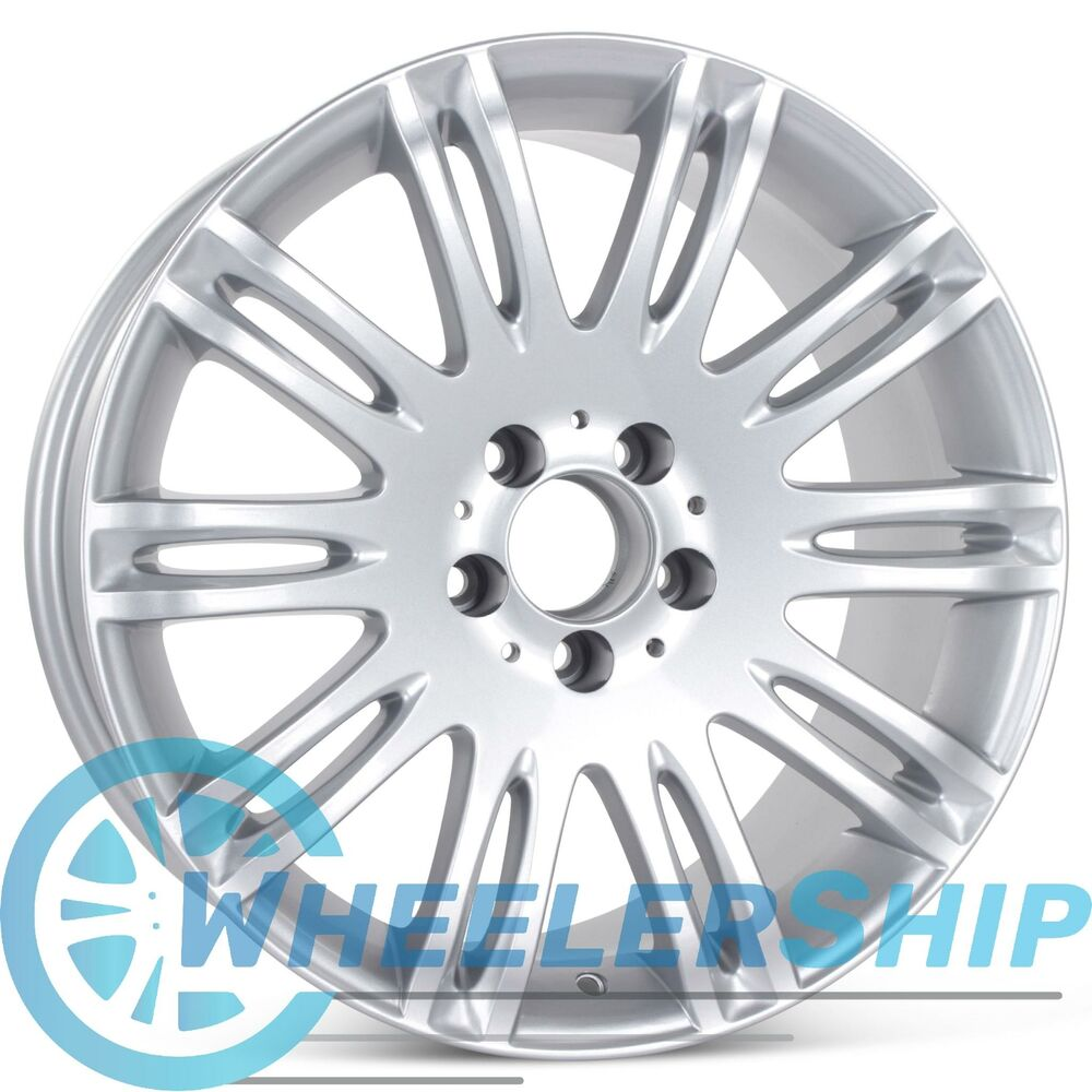 Brand new 18 rear replacement wheel for mercedes e350 for Mercedes benz 2007 e350 parts