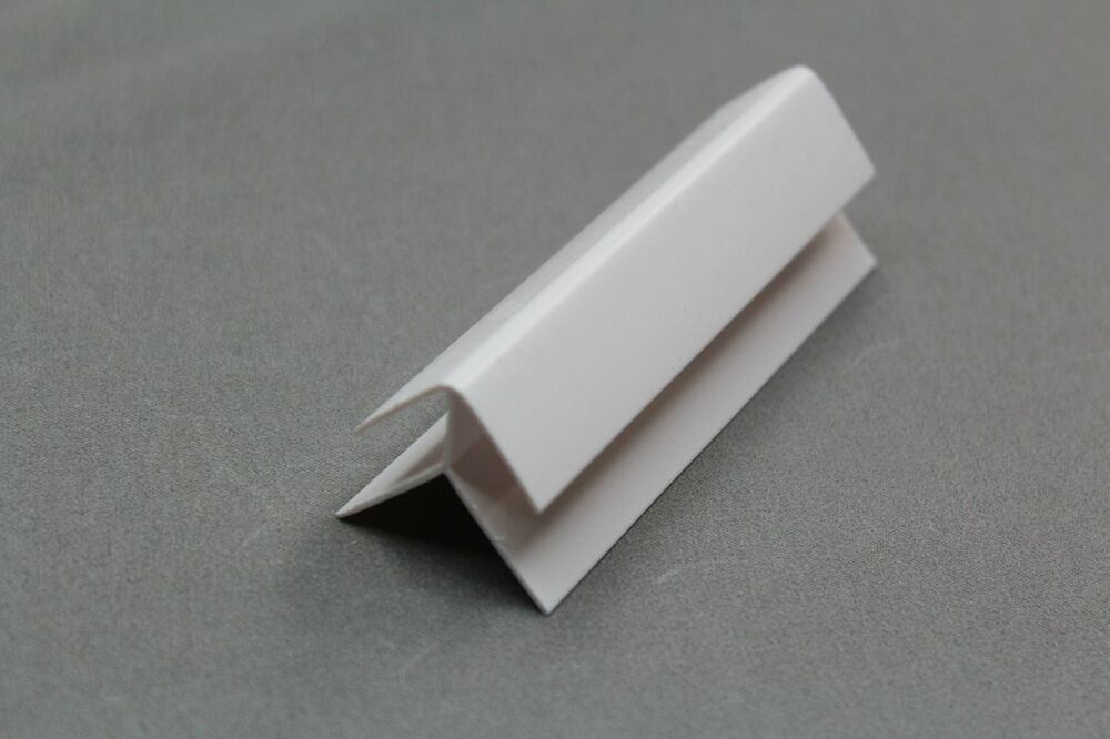 angle corner trim pvc bathroom cladding plastic panels ebay