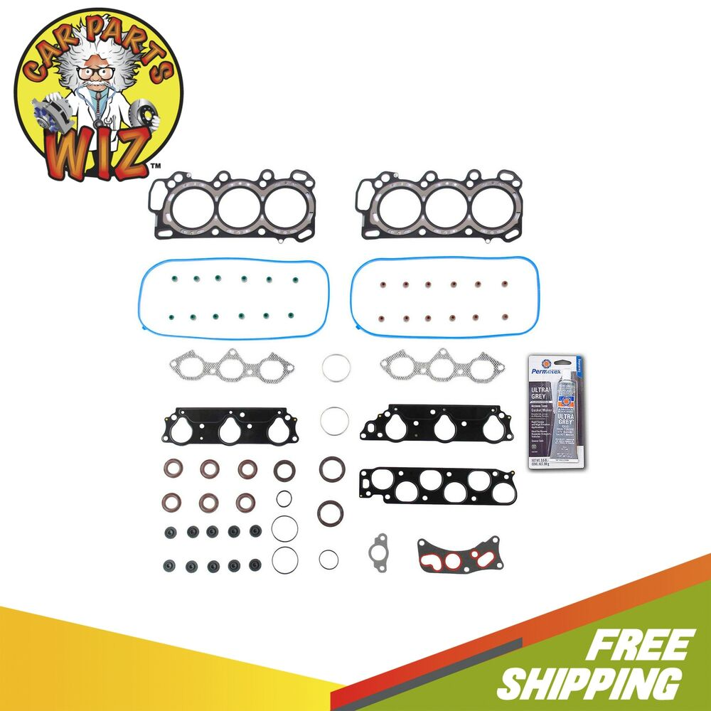 Acura Tl Cylinder Head Gasket Sets: Head Gasket Set Fits 97-02 Acura CL Honda Accord 3.0L V6