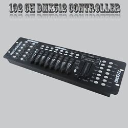 Kyпить 192 Channels DMX512 Controller Console For Stage Light Party DJ Laser Operator на еВаy.соm