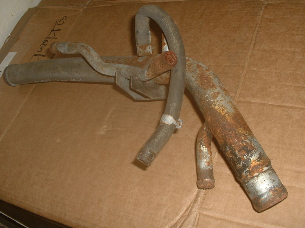 Steel Water Pipes : Hyundai accent coupe l steel water pipe engine