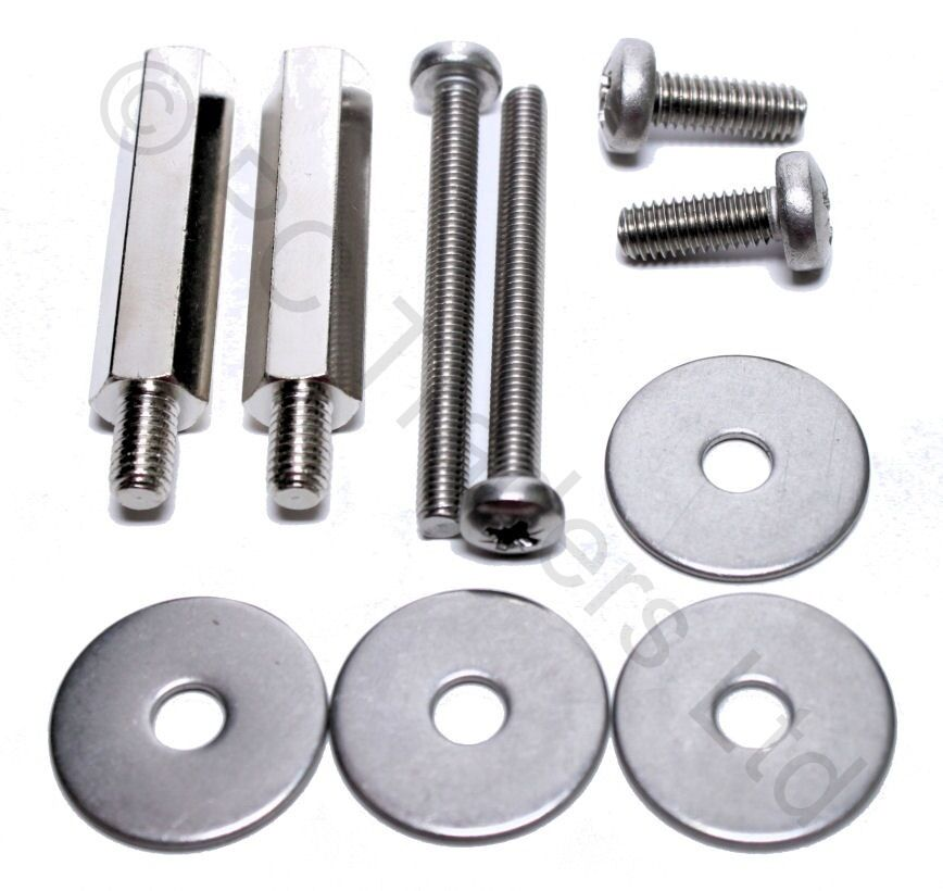 Sony Bravia Lcd Vesa Screw Bolt Mount Adapter Fixing Kit