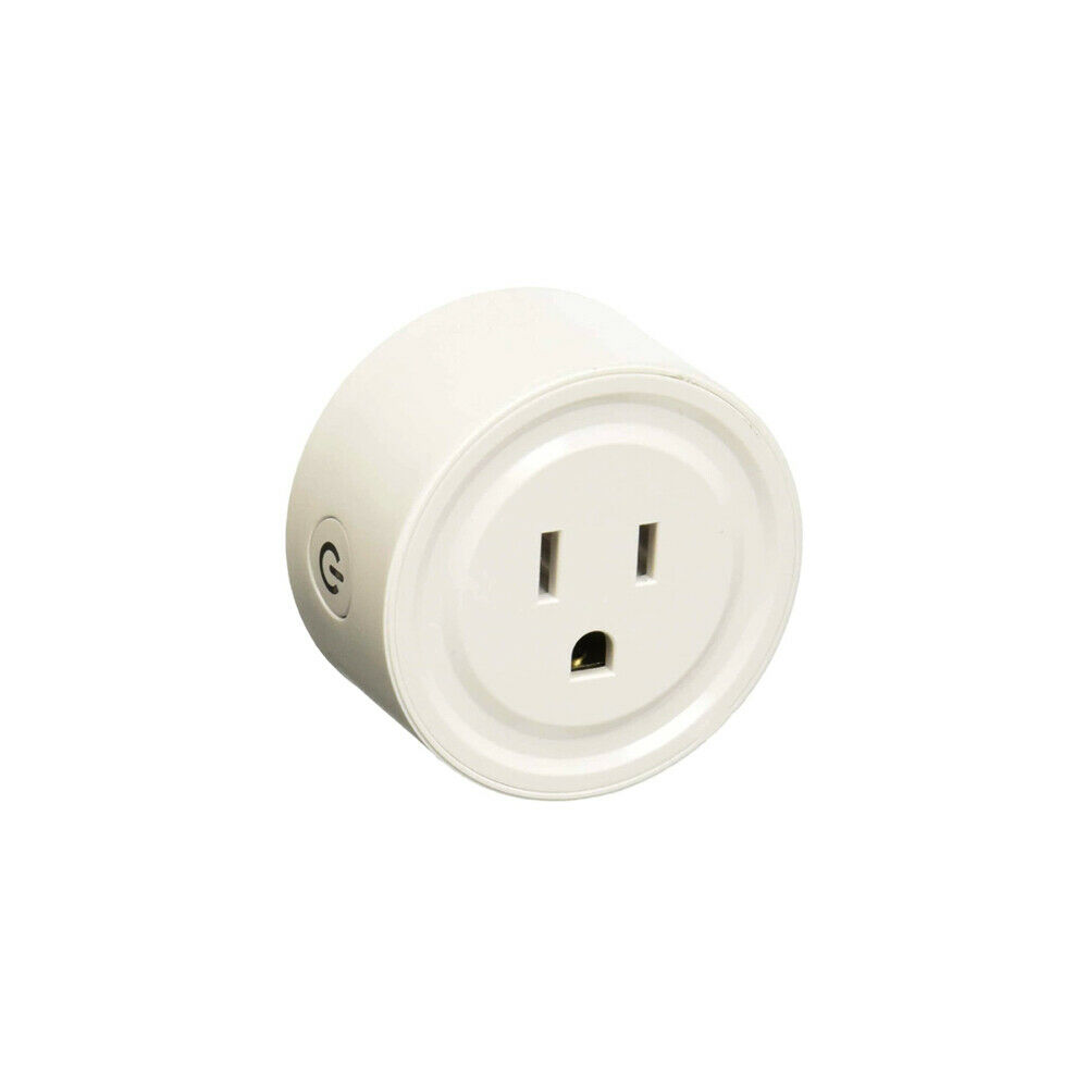 Smart Remote Controlled Ac Outlet With Ir Remote