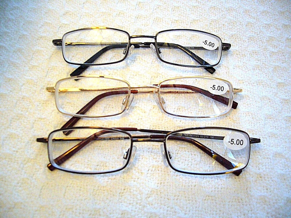 nearsighted distance reading glasses minus hinges