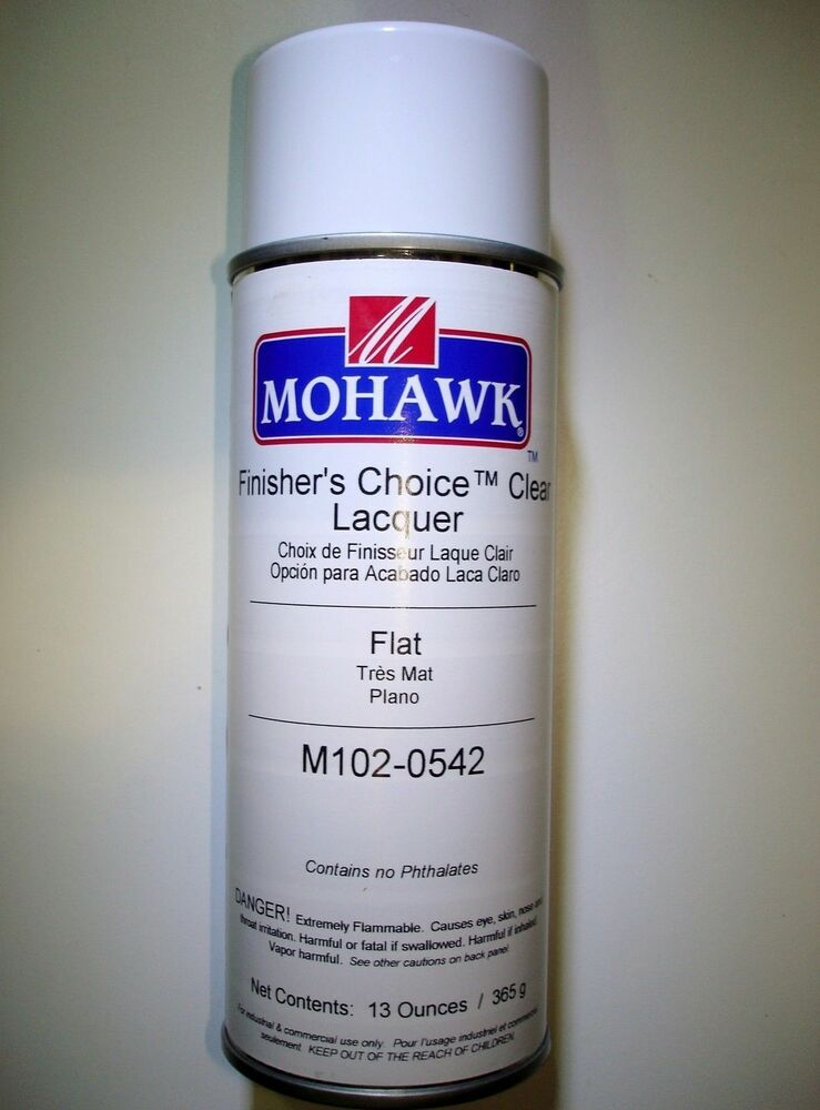 Mohawk Finishers Choice Clear Nitrocellulose Lacquer