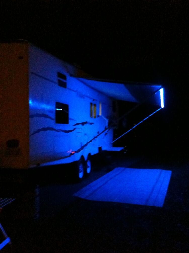 Rv Awning Lights Led Complete Kit Tent Stove